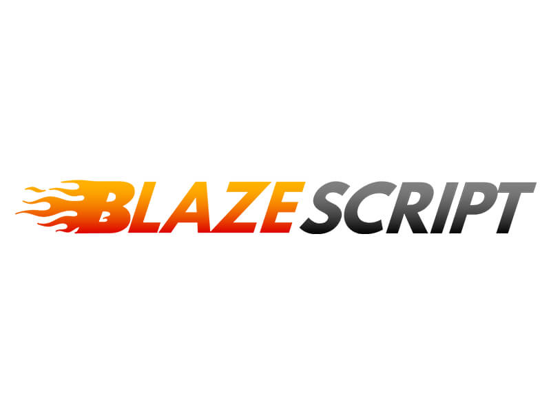 Blaze Script