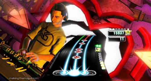 DJ AM (R.I.P) in DJ Hero