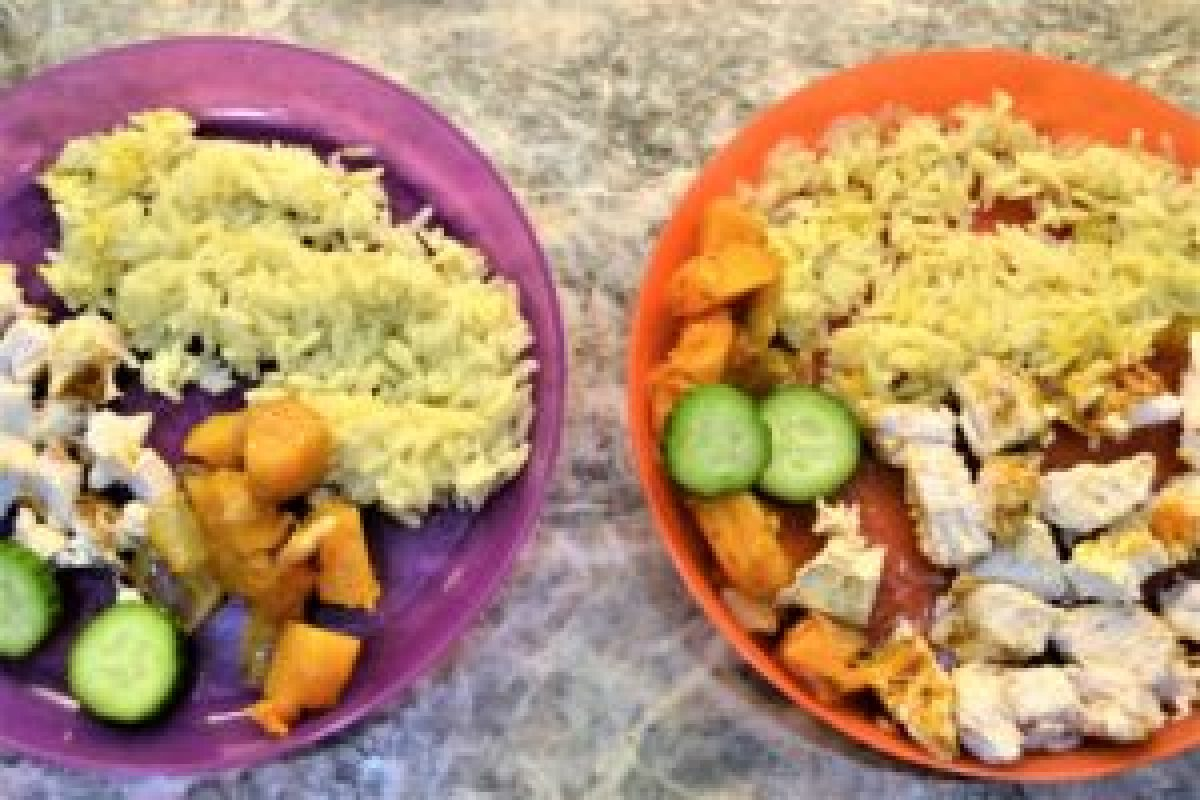 Butternut Squash & Chicken Salad Recipe