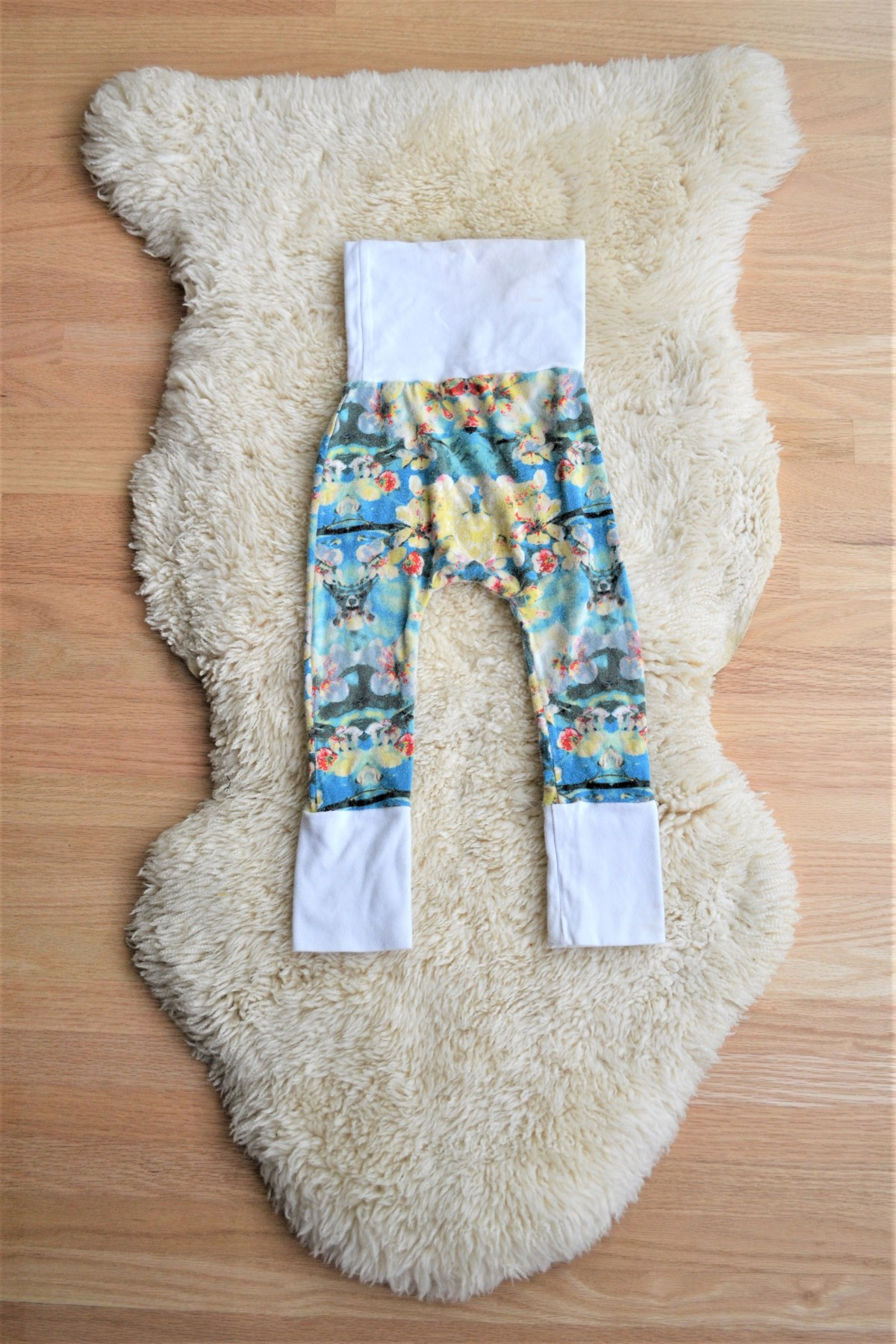 How to Make Kids Clothes - Grow with me kids pants