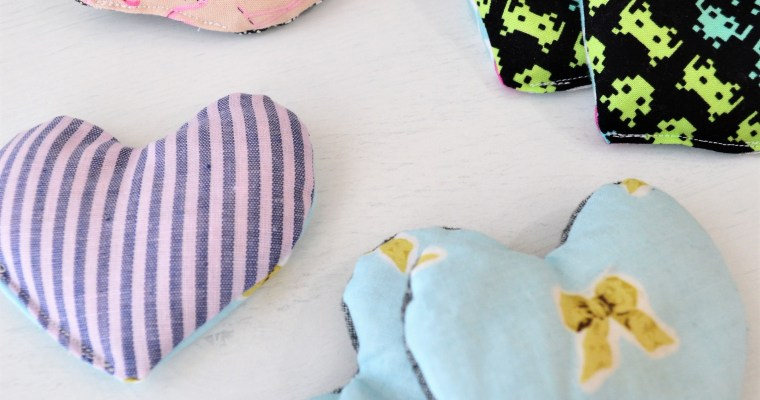 DIY Heart Shaped Hand Warmers! – Tutorial!