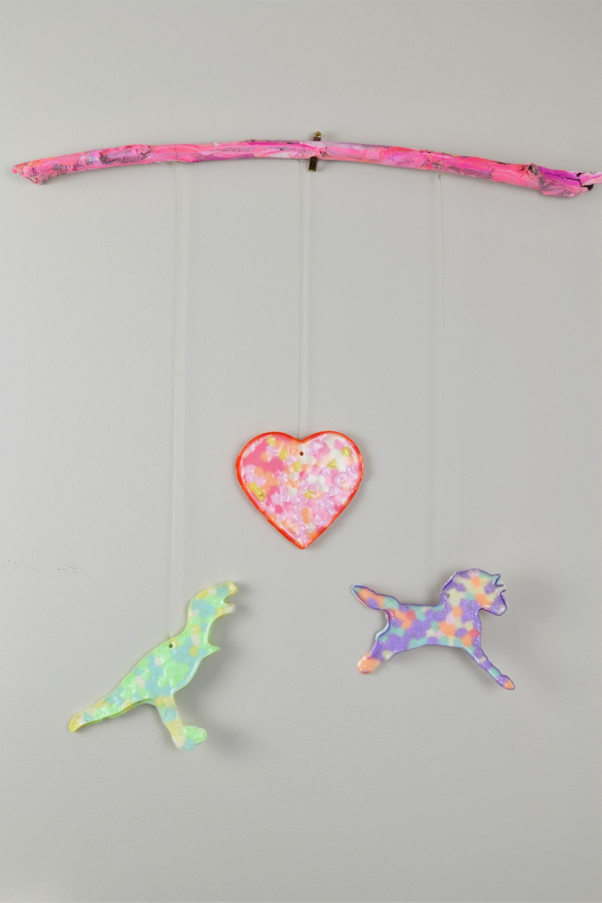 Kids Craft Idea: Cookie Cutter Melty Beads - decoration