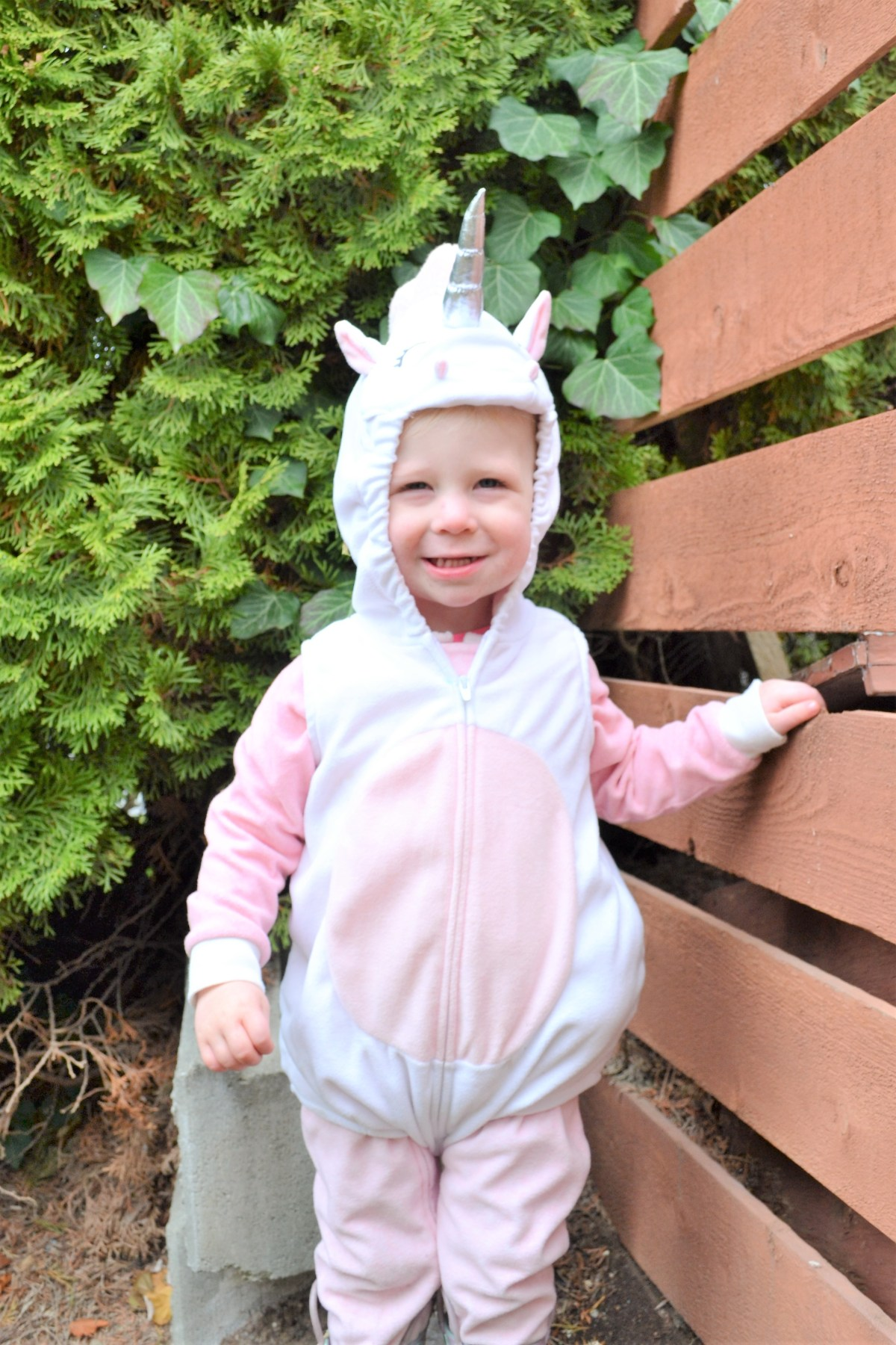 Halloween Traditions with the Kiddos - unicorn