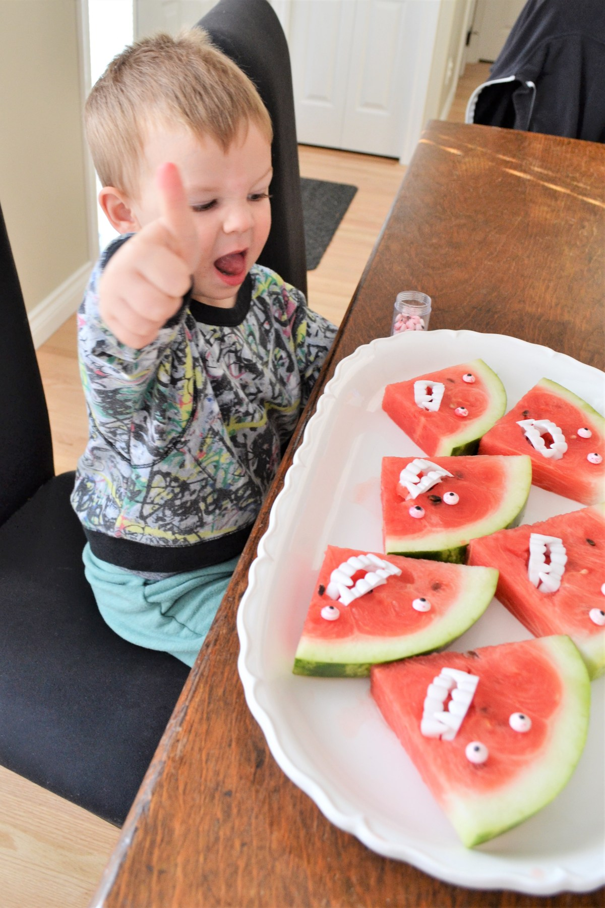 Watermelon Monsters! - approved