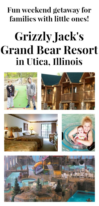 Grizzly Jack's Grand Bear Resort by Starved Rock