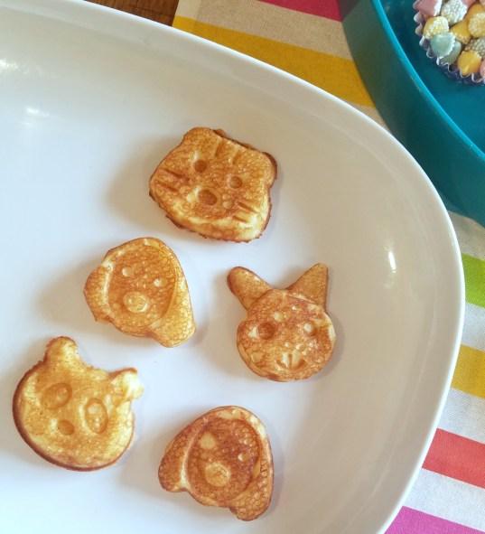animal waffles