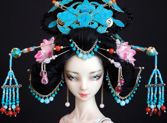 Cixi - Enchanted Doll