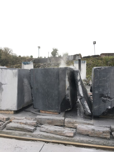 Squaring blocks to identify faults