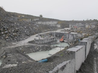 Threecastles Quarry, Kilkenny