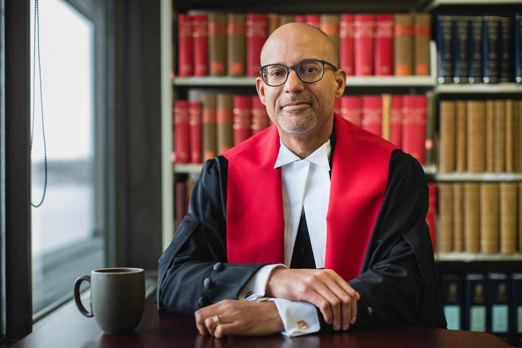 Justice John Bodurtha