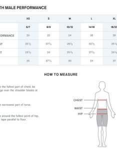 Boy   performance swimwear also sizing charts rh makingwavesusa
