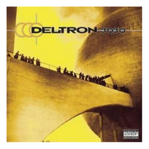 Deltron 3030 Album Cover