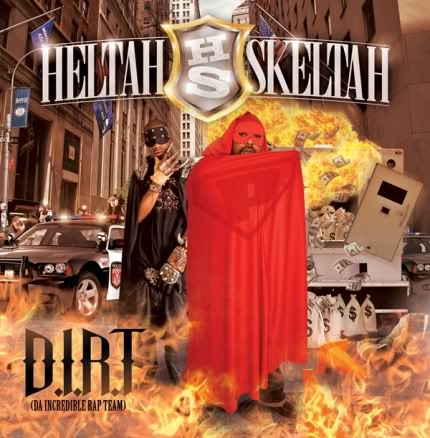 Heltah Skeltah D.I.R.T. album cover