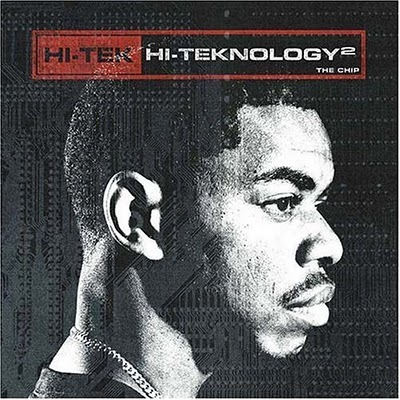 Hi-Tek - Hi-Teknology 2 The Chip album cover