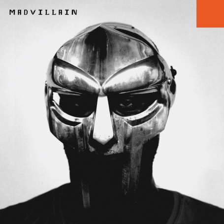 MF DOOM Madvillain - Madvillainy Album Cover