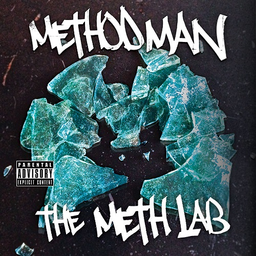 Method Man - The Meth Lab - Album Cover