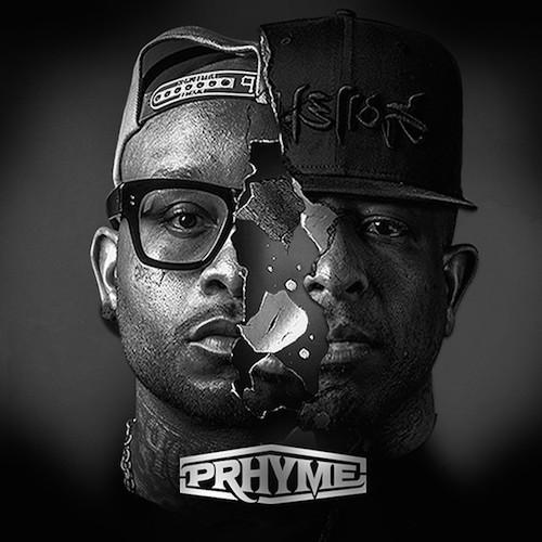 PRhyme -PRhyme Album Cover