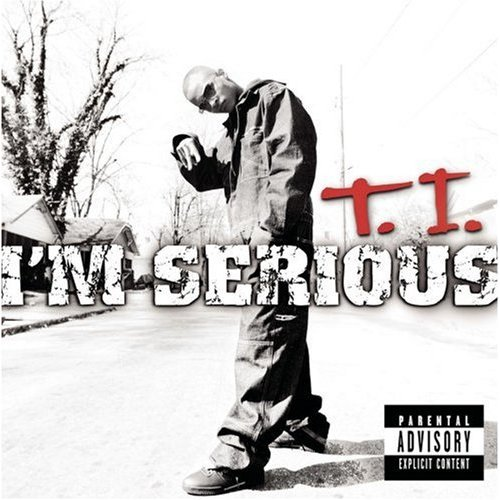 T.I.- Im-Serious - Album Cover