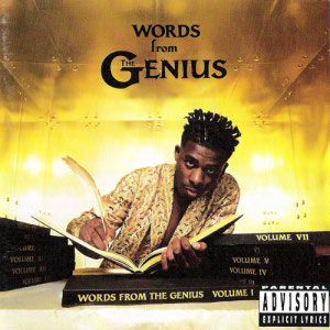 GZA - Word From the Genius Album Cover
