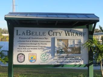 LaBelle City Wharf