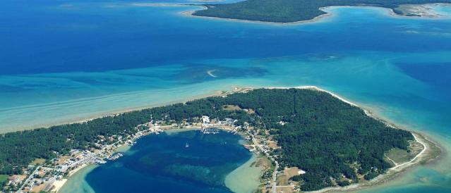 Beaver Island Drone