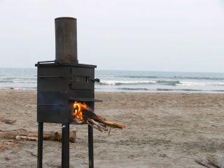 アウトドア オーブン &BBQ