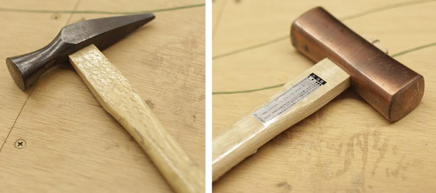 形が違うのには意味がある。かなづちの使い方・使い分け | DIY FACTORY COLUMN