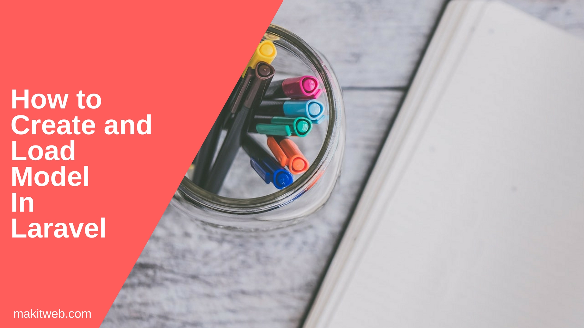 How to create and load Model in Laravel