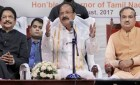 Venkaiah Naidu explains role of governor, talks tough against terrorism