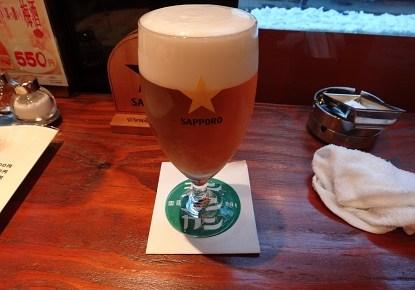 キンコンカンのビール