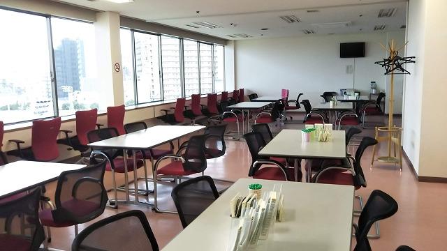 川崎競馬場来賓室