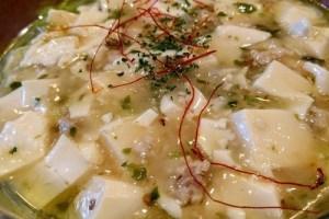 心龍の白麻婆豆腐