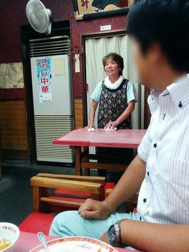 川崎 新駒のオムライス