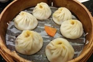 上海の南翔饅頭店 小籠包