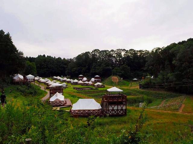 THEファームキャンプ場