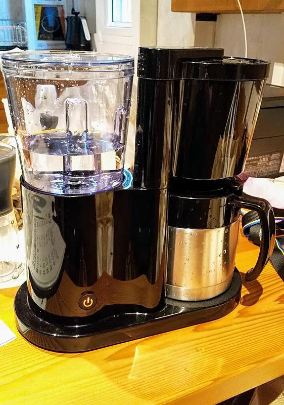 タイニーベースのコーヒー