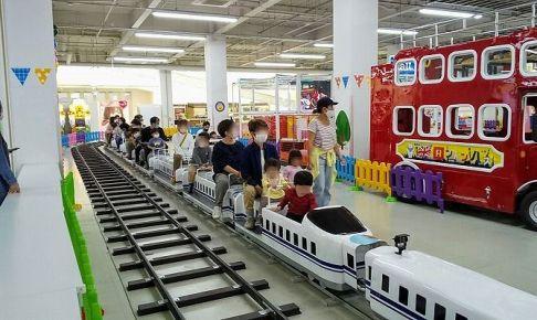 東京あそびマーレ 乗れる新幹線