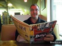 Doo-Wah Ditty's in Kimball, South Dakota. Photo by Greg Inda