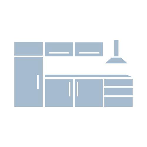 Einbauküche vorhanden - längere Nutzungszeit