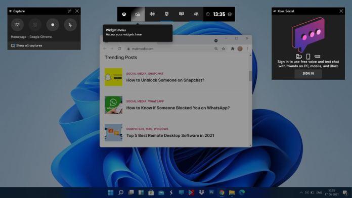 take screenshot on windows 11 while gaming