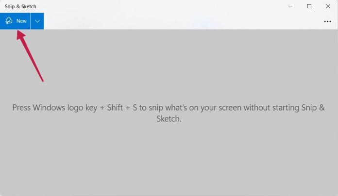 screenshot on windows 11