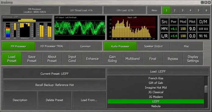 Breakaway Audio Enhancer Sound Equalizers for Windows 11