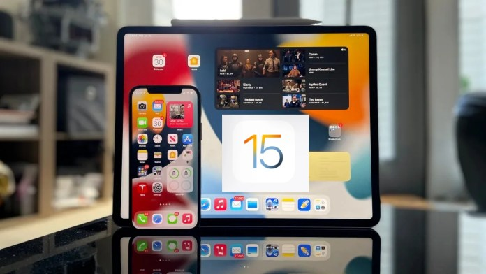How to Install iOS15 and iPadOS15 on Supported Devices