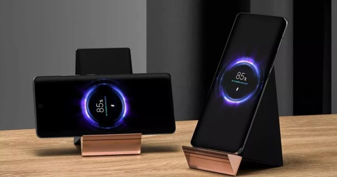 Xiaomi 100W Wireless Charging Stand With Qi Charging