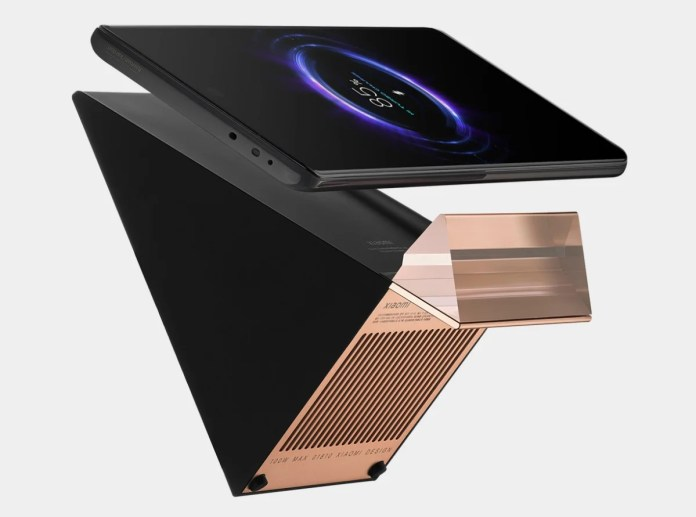 Xiaomi 100W Wireless Charging Stand Specifications