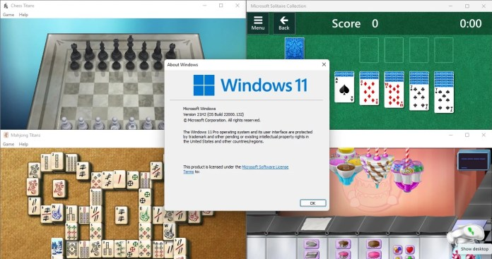 windows 7 games for Windows 11