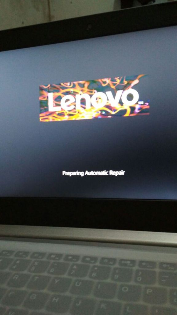 mengatasi lenovo automatic repair windows 10