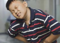 sakit perut anak