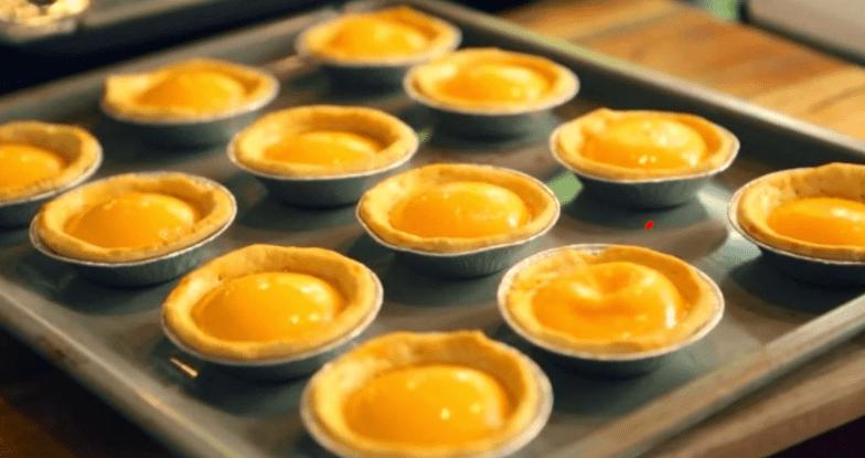 resep membuat kue pie susu