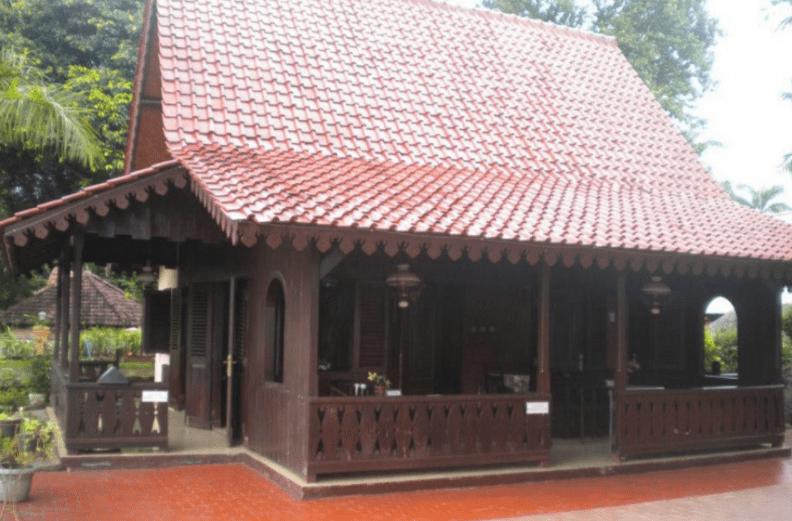 Rumah Kebaya Rumah Adat Suku Betawi